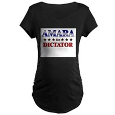 AMARA for dictator T-Shirt