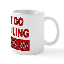 If I don't go snowmobiling... Mug