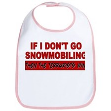 If I don't go snowmobiling... Bib