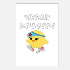 Unique Runner chick Postcards (Package of 8)
