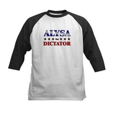 ALYSA for dictator Tee