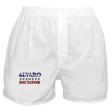 ALVARO for dictator Boxer Shorts