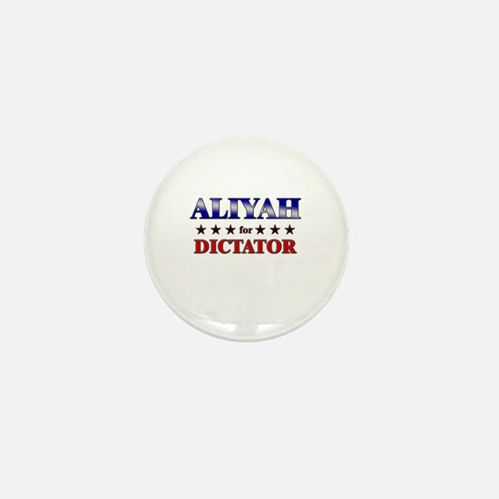 ALIYAH for dictator Mini Button