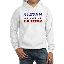 ALIYAH for dictator Hoodie Sweatshirt