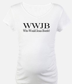 Who Would Jesus Bomb Shirt