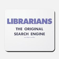 Librarians Mousepad