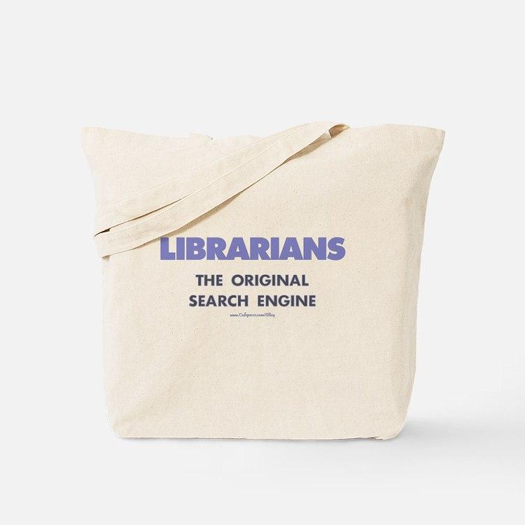 Librarians Tote Bag