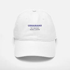 Librarians Baseball Baseball Cap