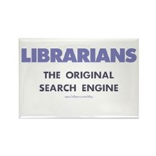 Librarians Rectangle Magnet (10 pack)
