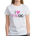 I Love The OC Women's T-Shirt