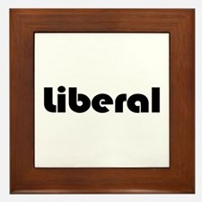 Liberal Framed Tile