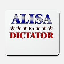 ALISA for dictator Mousepad