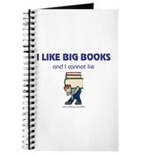Like Big Books (m) Journal
