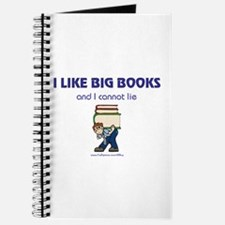 Like Big Books (m) Journal
