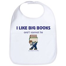 Like Big Books (m) Bib
