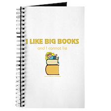 Like Big Books (f) Journal