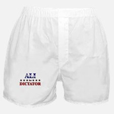 ALI for dictator Boxer Shorts