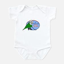 Quaker City Quakers Baby Bodysuit