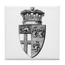 Knights 6 Tile Coaster