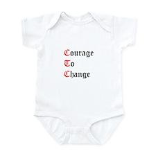 Cute Twelve steps Infant Bodysuit
