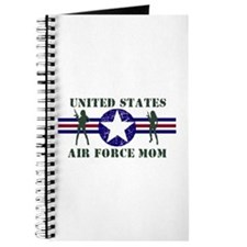 Air Force Mom - Girl Journal