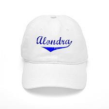 Alondra Vintage (Blue) Baseball Cap