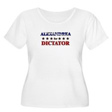 ALEXANDREA for dictator T-Shirt