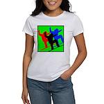 SNOWBORDERS Women's T-Shirt