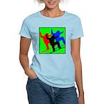SNOWBORDERS Women's Light T-Shirt