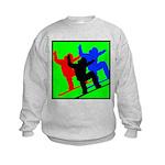 SNOWBORDERS Kids Sweatshirt