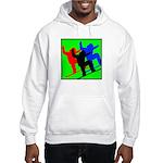 SNOWBORDERS Hooded Sweatshirt