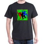 SNOWBORDERS Dark T-Shirt