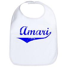 Amari Vintage (Blue) Bib