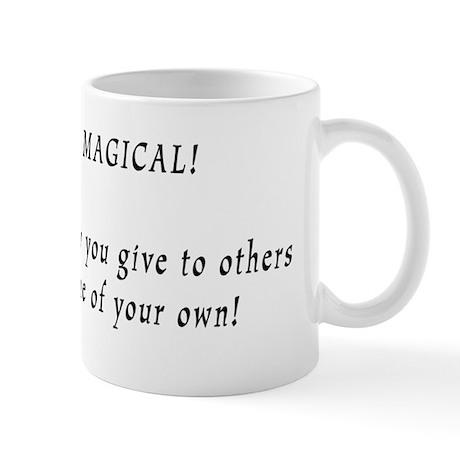 Erections are Magical Mug