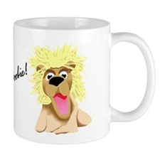 Pookie the Lion Mug II