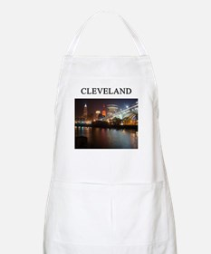 cleveland gifts t-shirts pres BBQ Apron