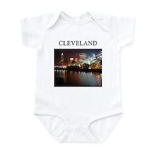 cleveland gifts t-shirts pres Infant Bodysuit