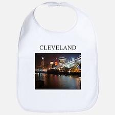 cleveland gifts t-shirts pres Bib