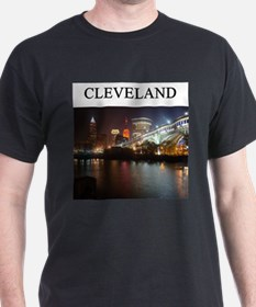 cleveland gifts t-shirts pres T-Shirt