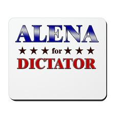 ALENA for dictator Mousepad