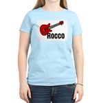 Guitar - Rocco Women's Light T-Shirt