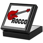 Guitar - Rocco Keepsake Box