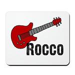 Guitar - Rocco Mousepad