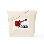 Guitar - Rocco Tote Bag
