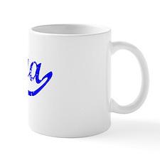 Amiya Vintage (Blue) Coffee Mug