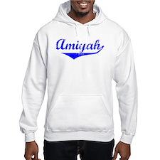 Amiyah Vintage (Blue) Hoodie