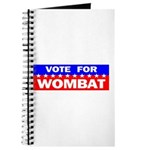 Vote for Wombat Journal