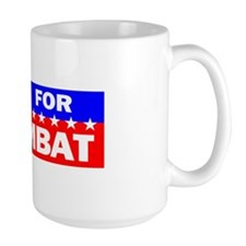 Vote for Wombat Coffee Mug Mug