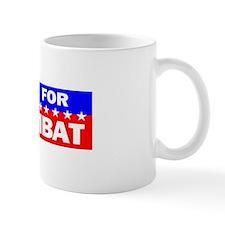 Vote for Wombat Mug