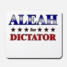 ALEAH for dictator Mousepad